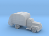 Garbage Truck - Zscale 3d printed