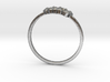 Crystallized Ring (all size 4-13) 3d printed