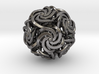 Dodecahedron W-Spirals 2.0inch 3d printed