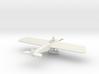 Morane-Saulnier Type G  (Russian) 3d printed 1:144 Morane-Saulnier Type G in WSF