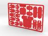 Big Heart OSCARd 3d printed