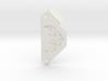 Custom nameplate - TUF  3d printed
