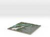Terrafab generated model Fri Jan 20 2017 15:54:29  3d printed