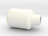 Classic estes- style Sea Dart Booster Body 3d printed