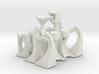 Modern Chess (1 Team) 3d printed