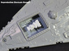 Star Wars Repro Mini Blockade Runner for Kenner 3d printed Fits in here!