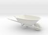 Printle Thing Wheelbarrow - 1/24 3d printed