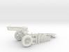 1:16 Pack Howitzer Artillery v7 3d printed