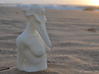 Undine 3d printed Undine on the beach (photo)