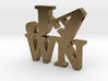 Metal Jawn 3d printed