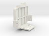 Walkera F210 3D Battery tray front extension 3d printed