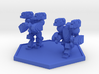 Colour Rim Bastion AECA MK III Trooper Squad (Hex) 3d printed