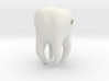 Wisdom Tooth charm/pendant 3d printed