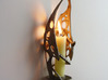 LUX DRACONIS 002 3d printed candle holder LUX DRACONIS 002 - 3D printed in steel
