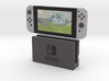 1:6 Nintendo Switch (with Dock) 3d printed