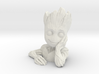 Babygroot Pot Planter/Pen Holder 44mm  3d printed