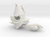 Custom Dark Magician Inspired Lego 3d printed