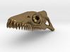 Loch Ness Skull Pendant 3d printed