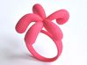 Water Drops Ring (From $19) 3d printed Water Drops Ring Pink