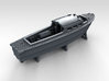 1/600 WW2 RN Boat Set 4 Without Mounts 3d printed 35ft Seaplane Tender Mounts NOT Included