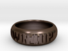 1 DOWN 4 UP RING 3d printed