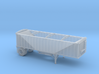 N-Scale CPS-Manac 28' Pup Grain Trailer 3d printed