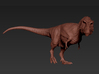 Daspletosaurus for JNASPHALT (Medium/ Large size) 3d printed