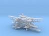 1/700 An-2 x4 (FUD) 3d printed