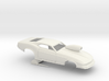 1/18 1970 Pro Mod Mustang With Scoop 3d printed