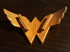 Wonder Woman Bracelet 3d printed Back