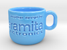 """Espresso cup - """"Another design by Paramita Electro 3d printed"""