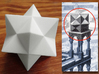Polyhedron II-solid 3d printed