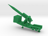 1/200 Scale M504 Missile Launcher And Sergeant Mis 3d printed