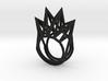 Rhombus Ring (Medium) 3d printed