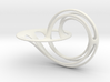 Scultura tromba Klein variazione 3d printed