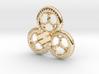Trefoil Jewel 'Gelre' 3d printed