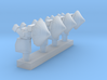1:350 Scale AN/SPN-46 Aircraft Approach Radars (4x 3d printed