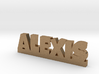ALEXIS Lucky 3d printed