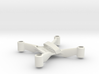 Fusion Micro Brushed FPV Frame 90 MTM 3d printed Fusion Micro Brushed FPV Frame 90 MTM
