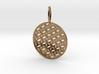 Flower Of Life Pendant Cosmic Jewelry 3d printed