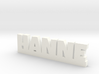 HANNE Lucky 3d printed