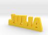 JULIA Lucky 3d printed