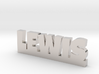 LEWIS Lucky 3d printed