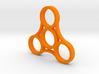 Triple Sided Fidget Spinner 3d printed