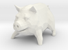 Piggy Desktop Toy 3d printed