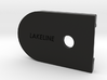 Base Plate For Use With 1 Round Extension sleeve 3d printed