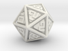 RATTLERS - Floating D20 3d printed