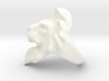Lion Ring 18.29mm (size 8) 3d printed