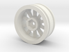 1:10 Cherokee XJ Wagoneer Wheel Hex Mount 3d printed