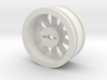 1:10 Cherokee XJ Wagoneer Wheel Pin Mount 3d printed